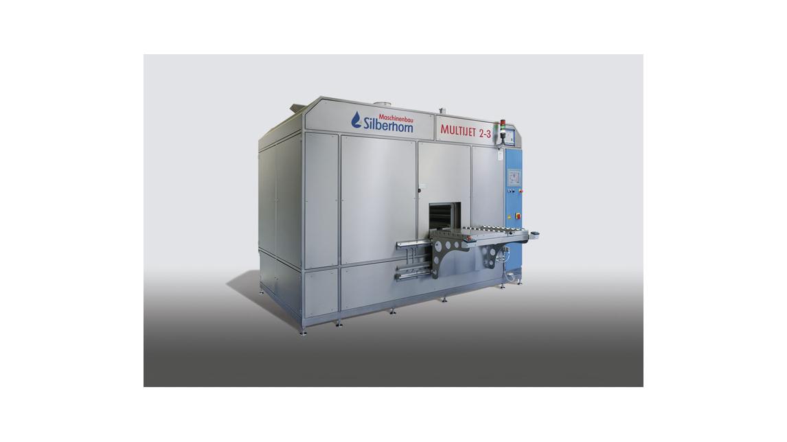 Logo chamber cleaning machine type Multijet