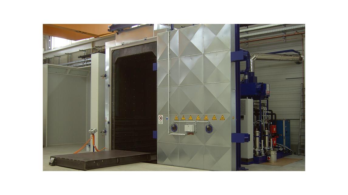 Logo Vacuum drying systems