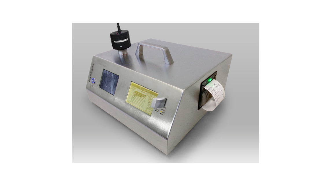 Logo PartSens - Surface Particle Counter