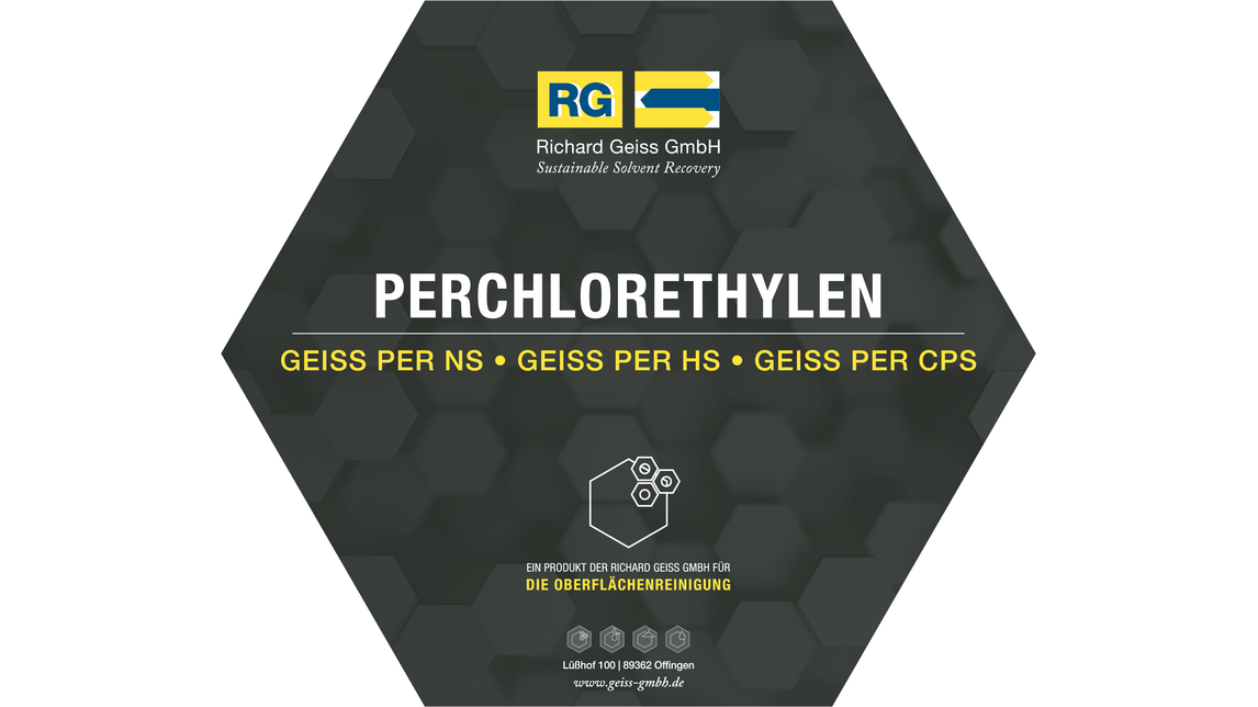 Logo Perchlorethylen