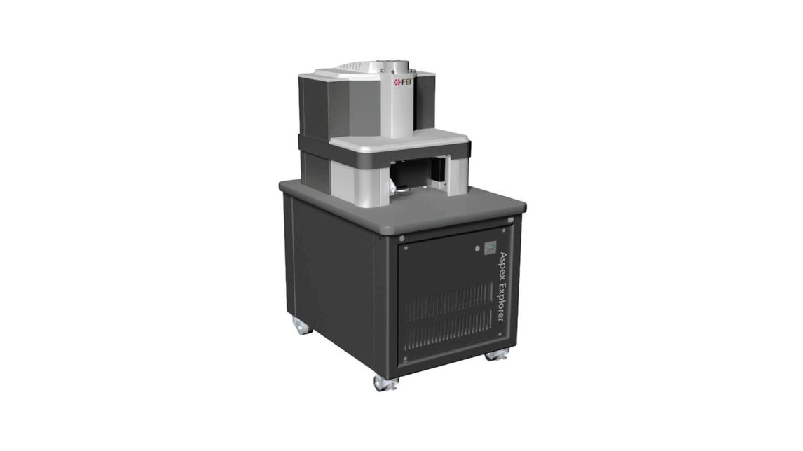 Logo ASPEX industrielle Elektronenmikroskope