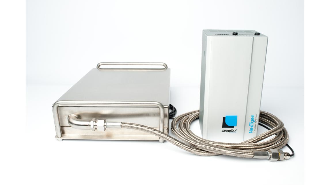 Logo Ultrasonic cleaning submersible box
