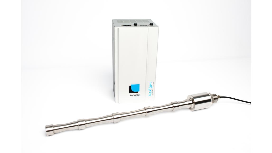 Logo Ultrasonic cleaning radial probe