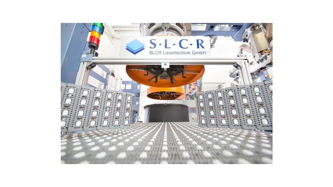 Logo SLCR Plant construction