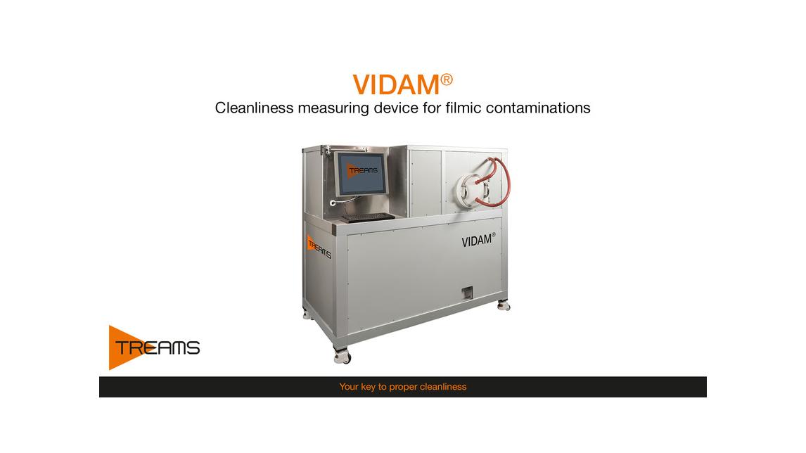 Logo VIDAM®