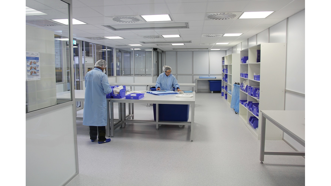 Logo SPETEC® cleanroom cell
