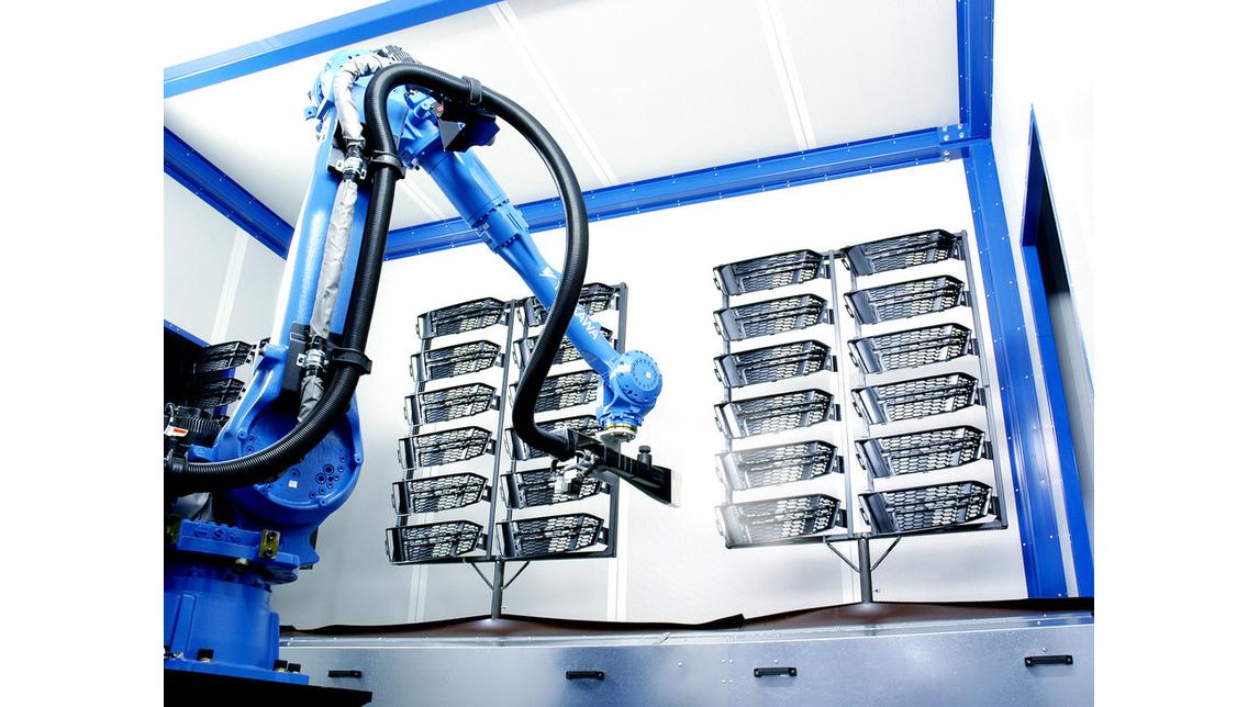 Logo Automated CO2 Pretreatment