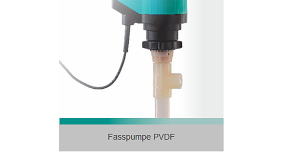 Logo Fasspumpen PVDF