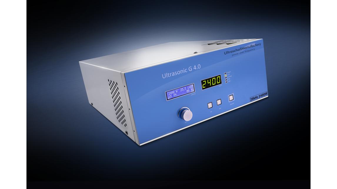 Logo Ultraschallgenerator
