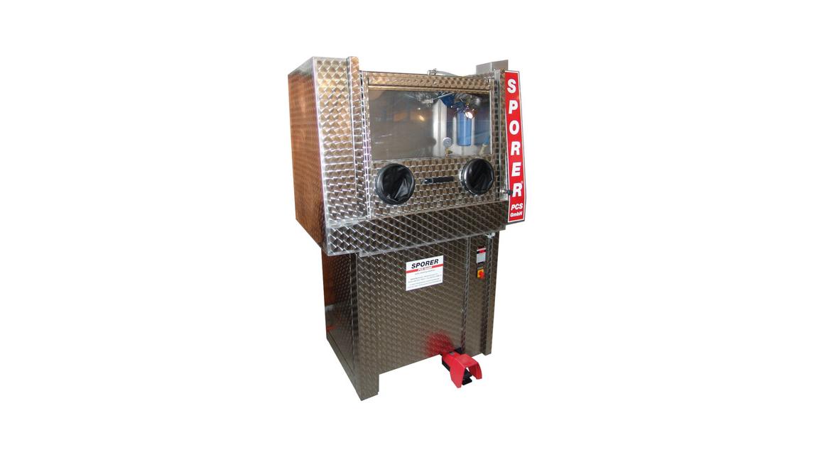 Logo High pressure cleaning machine Power Box