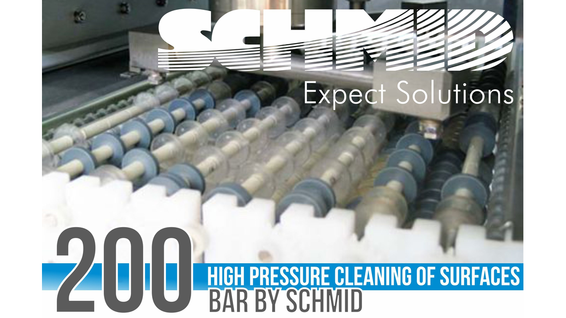 Logo High pressure cleaning of Surfaces