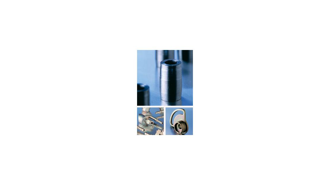 Logo Zinc nickel treatment