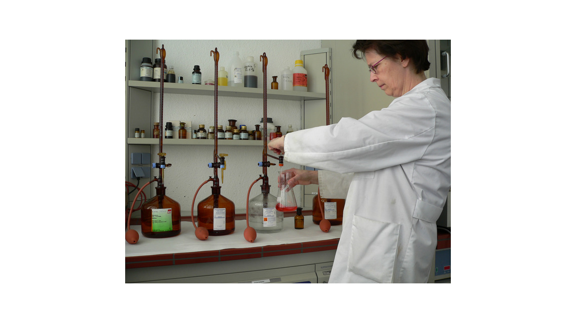 Logo Chemical Analysis