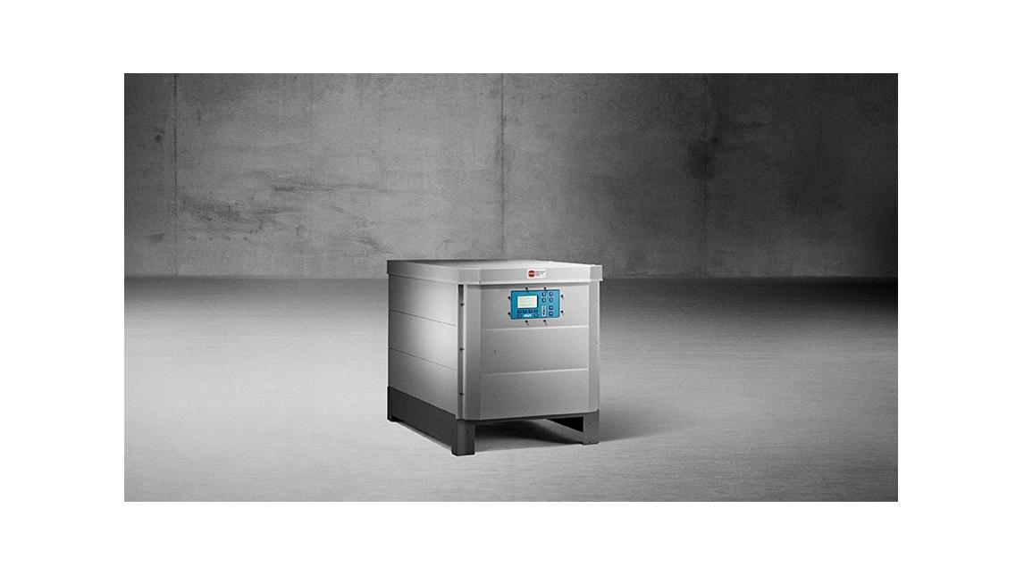 Logo FlexKraft water-cooled rectifiers