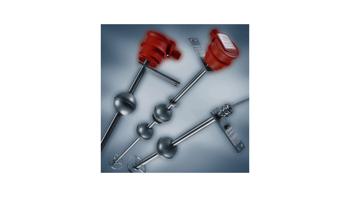 Logo Float Switch and conductive Level Probes