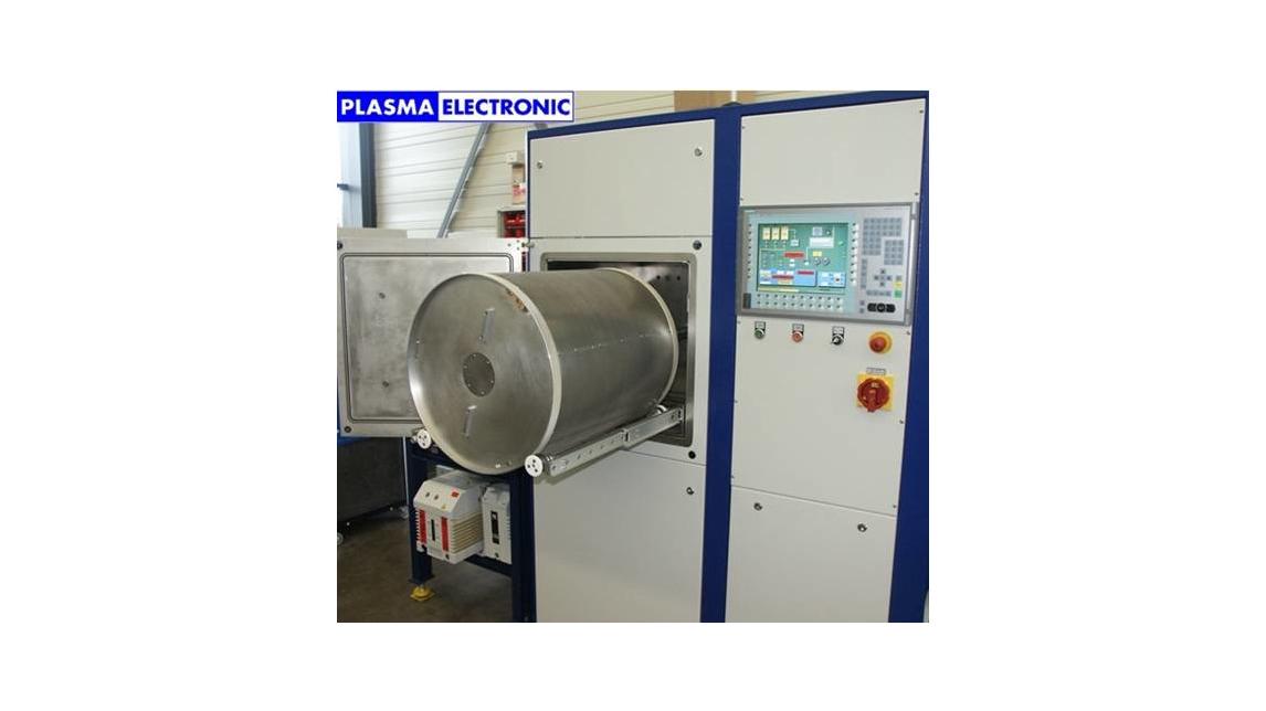 Logo Low pressure plasma units