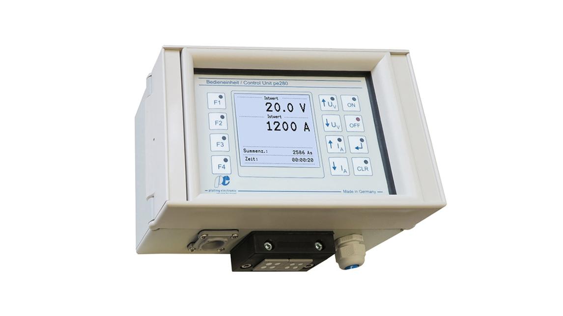 Logo pe280 programmable control unit
