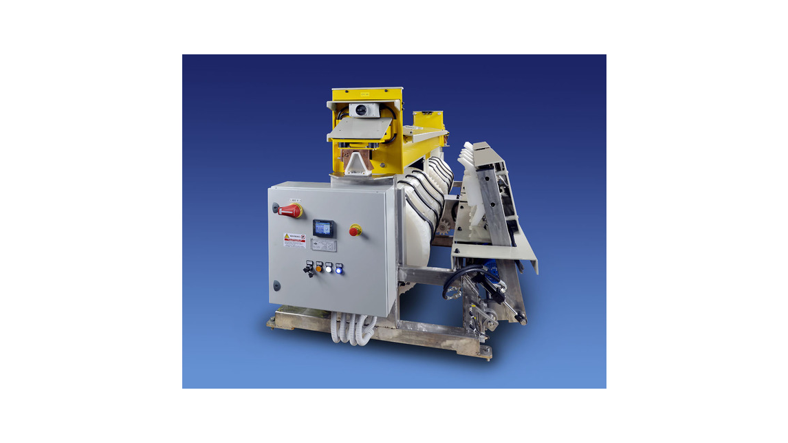 Logo ROBOT 3000 FOR LIDS WITH PVDF CLIPS