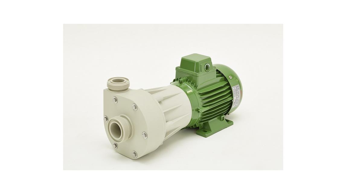 Logo Magnetically coupled centrifugal pumps
