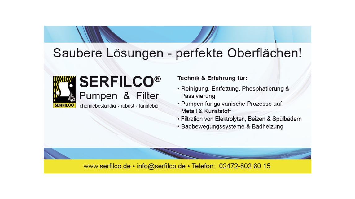 Logo Fully Automated Filter Systems