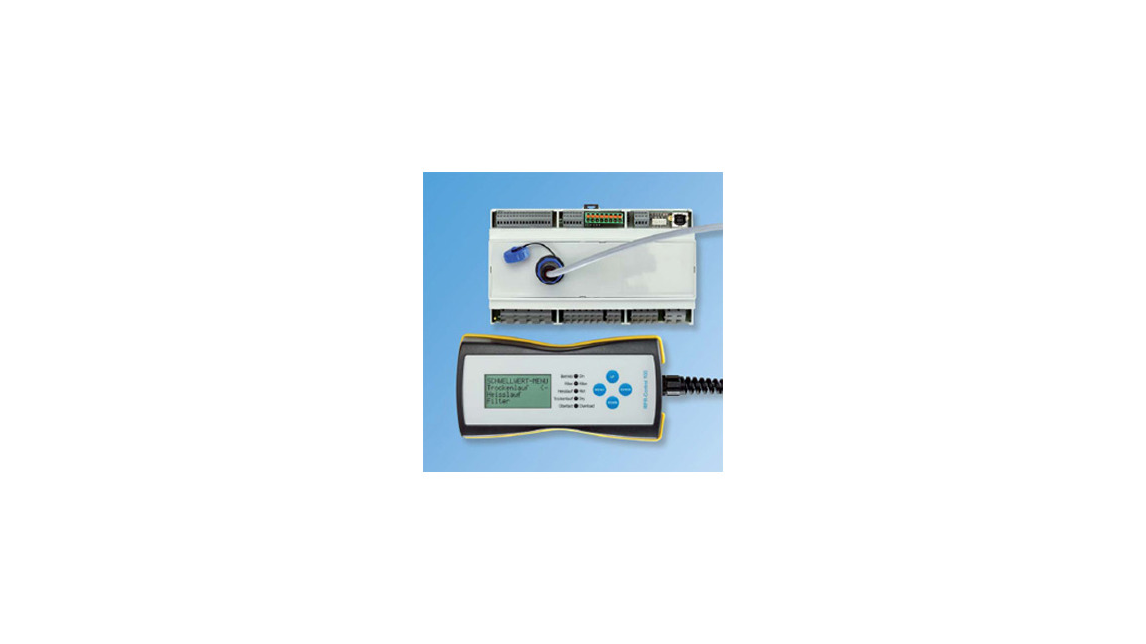 Logo ELECTRONIC PROTECTION FOR CENTRIFUGAL PUMPS