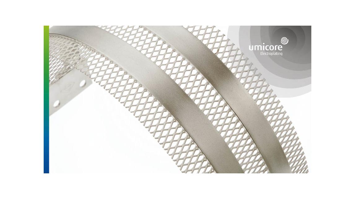 Logo Anodes, electrodes & contact materials