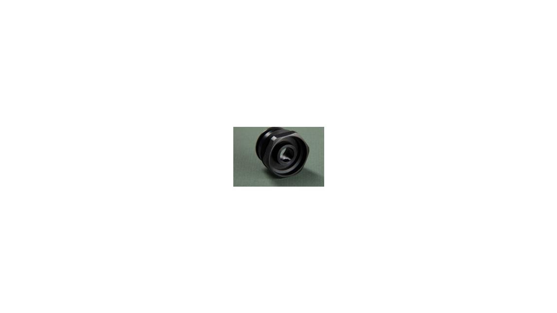 Logo Black electroless nickel