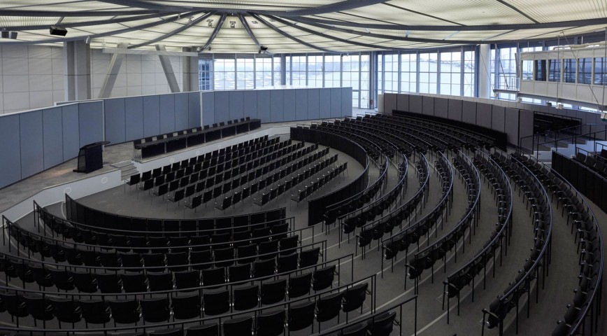 Convention Center - Room 2