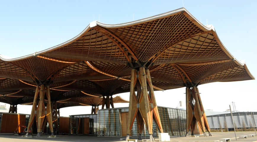 EXPO Roof - Pavilions 32-35